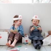 Детки-врачи