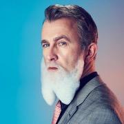 Борода из пены