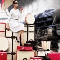 Дама с чемоданами